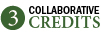 3 NACD collaborative credits